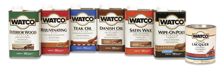 WATCO -MANUFACTURERS -Paint Colors