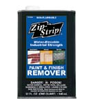 ZIP STRIP 273004 INDUSTRIAL PAINT AND FINISH REMOVER SIZE:QUART PACK:6 PCS.