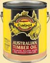 CABOT STAIN 13458 HONEY TEAK  AUSTRALIAN TIMBER OIL SIZE:1 GALLON.