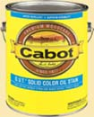 CABOT STAIN 56706 250 VOC COMPLIANT NEUTRAL BASE O.V.T. SOLID OIL STAIN SIZE:5 GALLONS.
