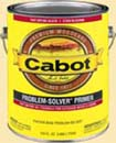 CABOT STAIN 18144 GRAY PROBLEM SOLVER QUICK DRY PRIMER SIZE:1 GALLON.