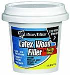 DAP 08111 LATEX WOOD PLASTIC NATURAL SIZE:0.25 PINT PACK:12 PCS.
