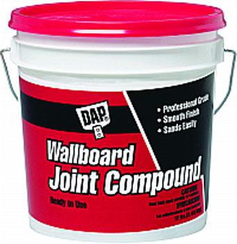 DAP 10102 WALLBOARD JOINT COMPOUND (RTU) SIZE:12 LB.