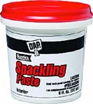 DAP 10200 SPACKLING PASTE (RTU) SIZE:0.5 PINT.