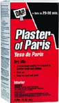 DAP 10308 PLASTER OF PARIS (DRY MIX) SIZE:4 LBS.