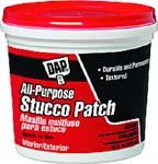 DAP 10504 ALL PURPOSE STUCCO PATCH (RTU) SIZE:QUART.
