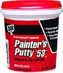 DAP 12242 PAINTERS PUTTY 53 (RTU) SIZE:PINT.