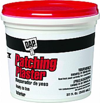 DAP 52084 PATCHING PLASTER READY MIXED SIZE:QUART.