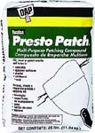 DAP 58552 RESTO PATCH MULTI-PURPOSE PATCHING COMPOUND (DRY MIX) WHITE SIZE:25 LBS.