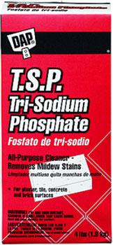 DAP 63004 TRI-SODIUM PHOSPHATE (T.S.P) SIZE:4 LBS.