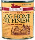 Superdeck Log Home Oil Finish
