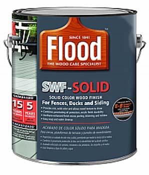 FLOOD FLD390 SWF-SOLID TRUE WHITE 250 VOC SIZE:1 GALLON.