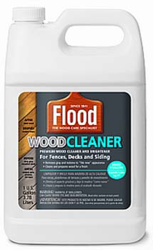 FLOOD FLD28 WOOD CLEANER SIZE:1 GALLON.
