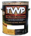 GEMINI TWP1516-1 TOTAL WOOD PRESERVATIVE RUSTIC SIZE:1 GALLON.