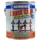 HAMMERITE 45175 MID GREEN HAMMERED METAL FINISH SIZE:1 GALLON