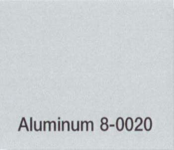 MAJIC 00201 8-0020 DURABLE BRIGHT ALUMINUM PAINT SIZE:1 GALLON.