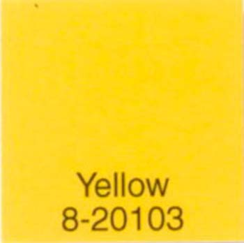 MAJIC 01038 8-20103 SPRAY ENAMEL YELLOW  MAJIC SIZE:10 OZ.SPRAY.