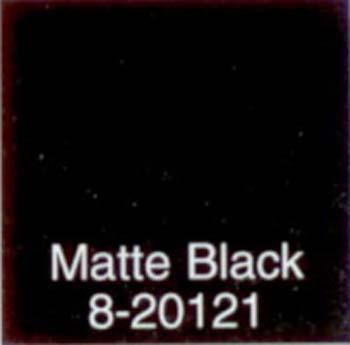 MAJIC 01218 8-20121 SPRAY ENAMEL MATTE BLACK MAJIC SIZE:10 OZ.SPRAY.