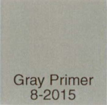 MAJIC 20158 8-2015 SPRAY ENAMEL GRAY PRIMER MAJIC RUSTKILL SIZE:12 OZ.SPRAY.