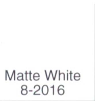 MAJIC 20168 8-2016 SPRAY ENAMEL MATTE WHITE MAJIC RUSTKILL SIZE:12 OZ.SPRAY.