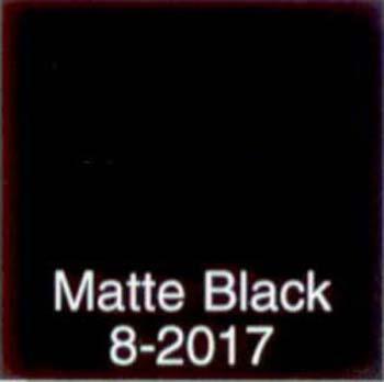 MAJIC 20178 8-2017 SPRAY ENAMEL MATTE BLACK MAJIC RUSTKILL SIZE:12 OZ.SPRAY.
