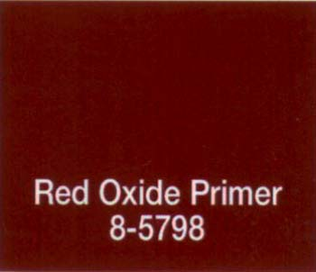 MAJIC 57982 8-5798 RED OXIDE MAJIC RUSTKILL ENAMEL SIZE:QUART.