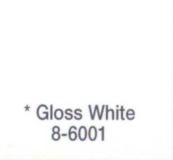 MAJIC 60014 8-6001 GLOSS WHITE MAJIC RUSTKILL ENAMEL SIZE:1/2 PINT.