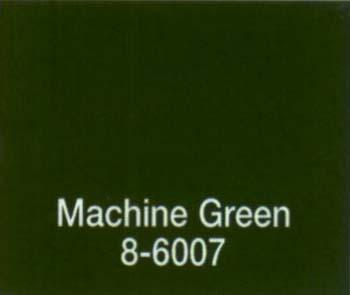 MAJIC 60072 8-6007 MACHINE GREEN MAJIC RUSTKILL ENAMEL SIZE:QUART.