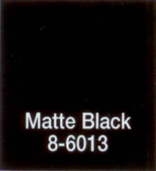 MAJIC 60134 8-6013 MATTE BLACK MAJIC RUSTKILL ENAMEL SIZE:1/2 PINT.