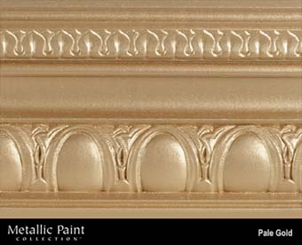 MODERN MASTERS METALLIC PAINT 99988 ME-200 PALE GOLD NT SIZE:6 OZ.