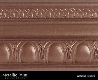 MODERN MASTERS METALLIC PAINT 20406 ME-204 ANTIQUE BRONZE NT SIZE:6 OZ