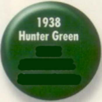 RUSTOLEUM 19388 1938830 SPRAY PAINT HUNTER GREEN PAINTERS TOUCH SIZE:12 OZ. SPRAY PACK:6 PCS.