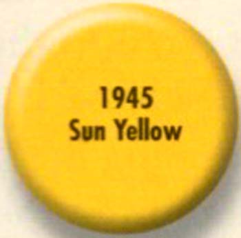 RUSTOLEUM 19458 1945830 SPRAY PAINT SUN YELLOW PAINTERS TOUCH SIZE:12 OZ. SPRAY PACK:6 PCS.