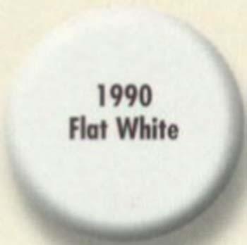 RUSTOLEUM 19908 1990830 SPRAY PAINT FLAT  WHITE PAINTERS TOUCH SIZE:12 OZ. SPRAY PACK:6 PCS.