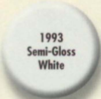RUSTOLEUM 19938 1993830 SPRAY PAINT SEMI  GLOSS WHITE PAINTERS TOUCH SIZE:12 OZ. SPRAY PACK:6 PCS.
