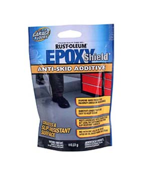 RUSTOLEUM 13227 214383 ANTI SKID EPOXY SHIELD ADDITIVE SIZE:8 OZ PACK:12 PCS.