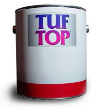 TUF TOP 32-111 DEEP TINT BASE GRIPPER SKID RESISTANT COATING SIZE:1 GALLON.