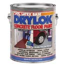 UGL 21513 DRYLOK PERSIAN RED WATER BASE FLOOR PAINT LOW VOC SIZE:1 GALLON.