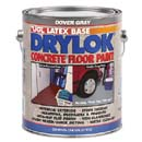 UGL 21413 DRYLOK DOVER GRAY CONCRETE FLOOR PAINT LATEX SIZE:1 GALLON.
