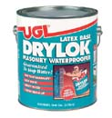 UGL 27613 DRYLOK GRAY LATEX BASE WATERPROOFER READY MIXED SIZE:1 GALLON.