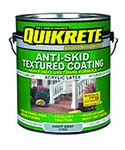 VALSPAR QUIKRETE 51054 TINT BASE WATER BASED 4 ANTI-SKID TEXTURE COATING 50 VOC SIZE:1 GALLON.