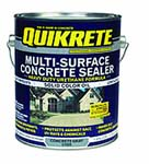 VALSPAR QUIKRETE 51322 TINT BASE 2 MULTI-SURFACE WATER BASE CONCRETE SEALER 250 VOC SIZE:1 GALLON.
