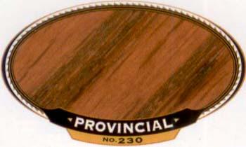 VARATHANE 12896 211939 PROVINCIAL 230 OIL STAIN SAMPLE PACK:40 PCS.