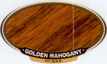 VARATHANE 12897 211940 GOLD  MAHOGANY 233 OIL STAIN SAMPLE PACK:40 PCS.