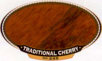 VARATHANE 12855 211799 TRADITIONAL CHERRY 245 OIL STAIN SIZE:1/2 PINT PACK:4 PCS.