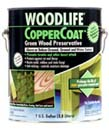 WOLMAN 01901 DAP WOODLIFE COPPERCOAT GREEN WOOD PRESERVATIVE 350 VOC SIZE:1 GALLON.