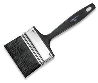 "WOOSTER 3114 SPIFFY PAINT BRUSH SIZE:2.5"" PACK:24 PCS."