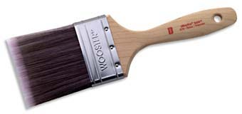 "WOOSTER 4176 ULTRA PRO SABLE FIRM VARNISH BRUSH SIZE:2"" PACK:6 PCS."