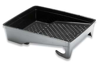 "WOOSTER R404 2 QT. DEEP WELL PLASTIC TRAY SIZE:11"" PACK:12 PCS."