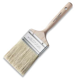 "WOOSTER S1118 EX-PLATINUM PAINT BRUSH SIZE:3"" PACK:6 PCS."